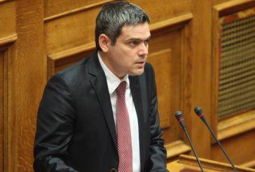 Ερώτηση Καραγκούνη για τον αφελληνισμό των Ελληνικών τραπεζών