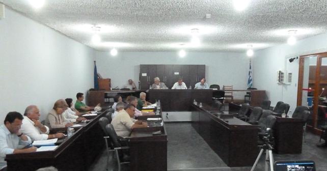 Nαύπακτος: Αποχώρησε η αντιπολίτευση από το Δημοτικό Συμβούλιο!