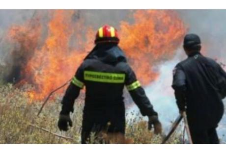 Φωτιά σε λιοστάσι στη Λεπενού