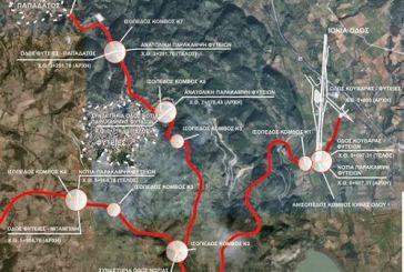Επιτέλους, ξεκίνησε σήμερα το έργο κατασκευής του δρόμου Φυτείες- Μπαμπίνη