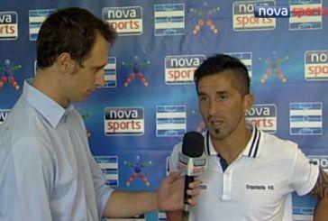 Δηλώσεις Χαντί-Ρομάνο στο novasports.gr