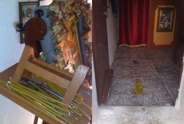 Τελετή μαύρης μαγείας σε εκκλησάκι στην Βόνιτσα;