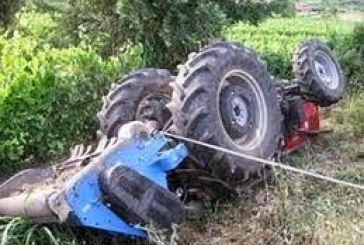 Σοβαρό ατύχημα για τον πρώην πρόεδρο του Αστικού ΚΤΕΛ