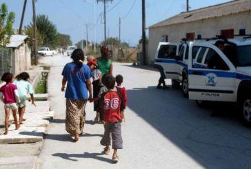 Kλοπή και ξυλοδαρμός από Ρομά σε ψητοπωλείο- Μία σύλληψη
