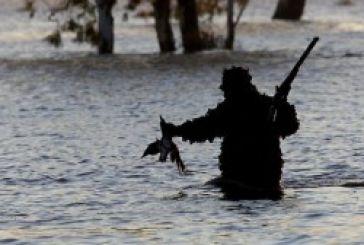 Συνελήφθησαν δυο κυνηγοί  στο Λούρο
