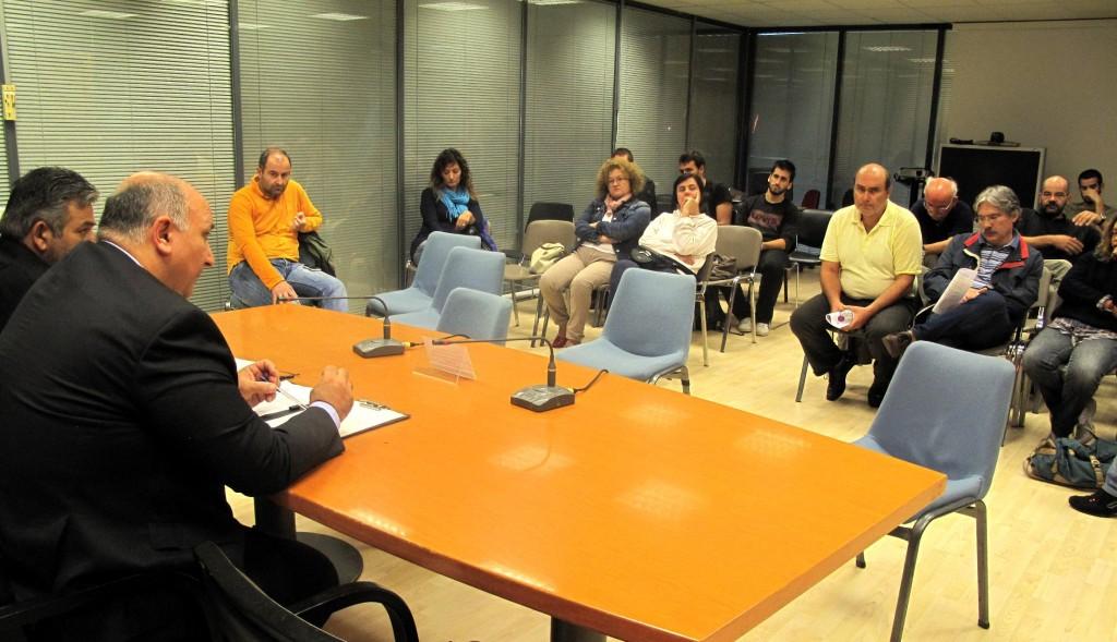 9-10-13 Συνάντηση με εργαζομένους στο Πανεπ. Πάτρας (2)