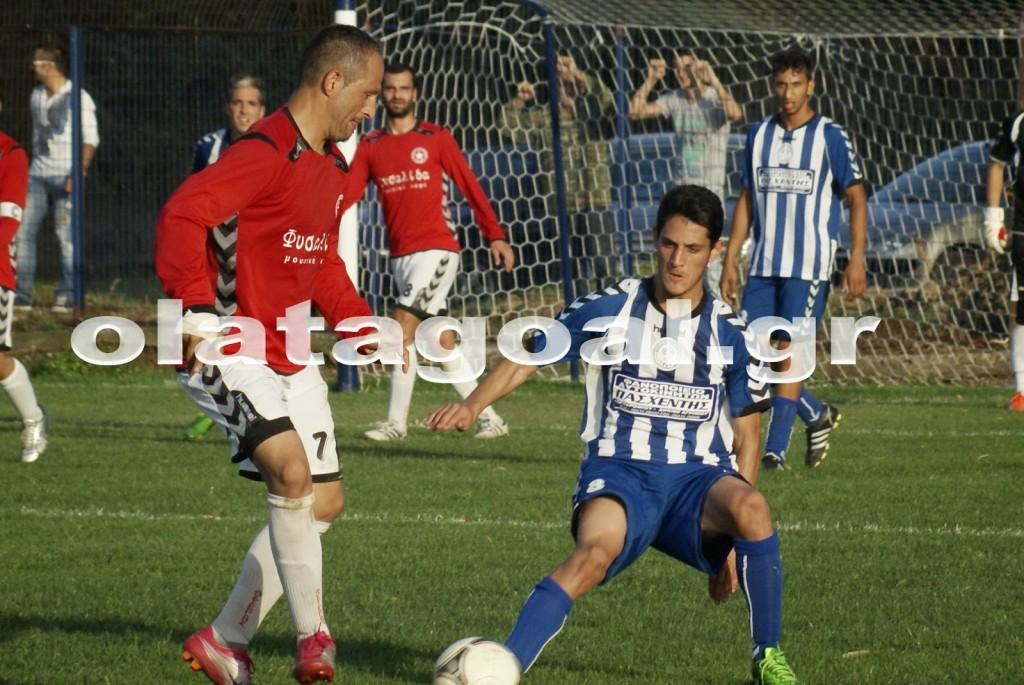 Πρώτη νίκη στο φετινό πρωτάθλημα για τον Απόλλωνα Δοκιμίου. Το συγκρότημα του Θόδωρου Λαυράνου κέρδισε στο γήπεδο Δοκιμίου τον Αστέρα Αγρινίου με σκορ 3-0.