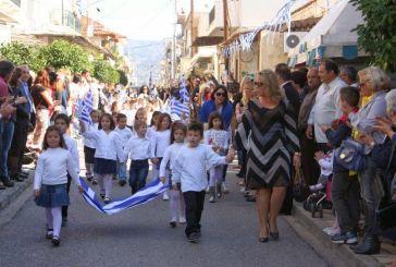 Μεγάλη παρέλαση στον Αστακό (φωτό)