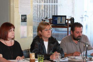 Εκδήλωση του ΣΥΡΙΖΑ στην Αμφιλοχία