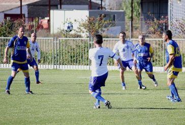 Δόξες του ποδοσφαίρου στο Αγρίνιο για φιλανθρωπικό σκοπό (φωτο)