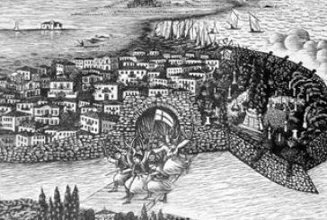 Σαν σήμερα: Η πρώτη πολιορκία του Μεσολογγίου