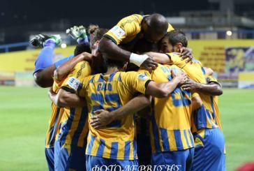 Φωτορεπορτάζ από το Παναιτωλικός-Καλλονή 4-0