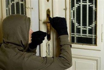 Τρεις οι δράστες πέντε κλοπών στην Παλαιομάνινα