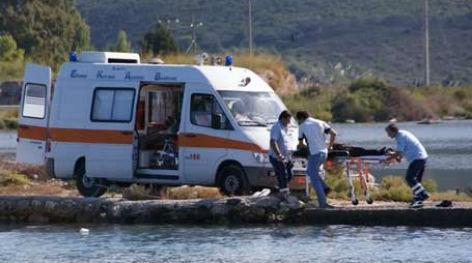 79χρονος βρέθηκε νεκρός στον Αμβρακικό