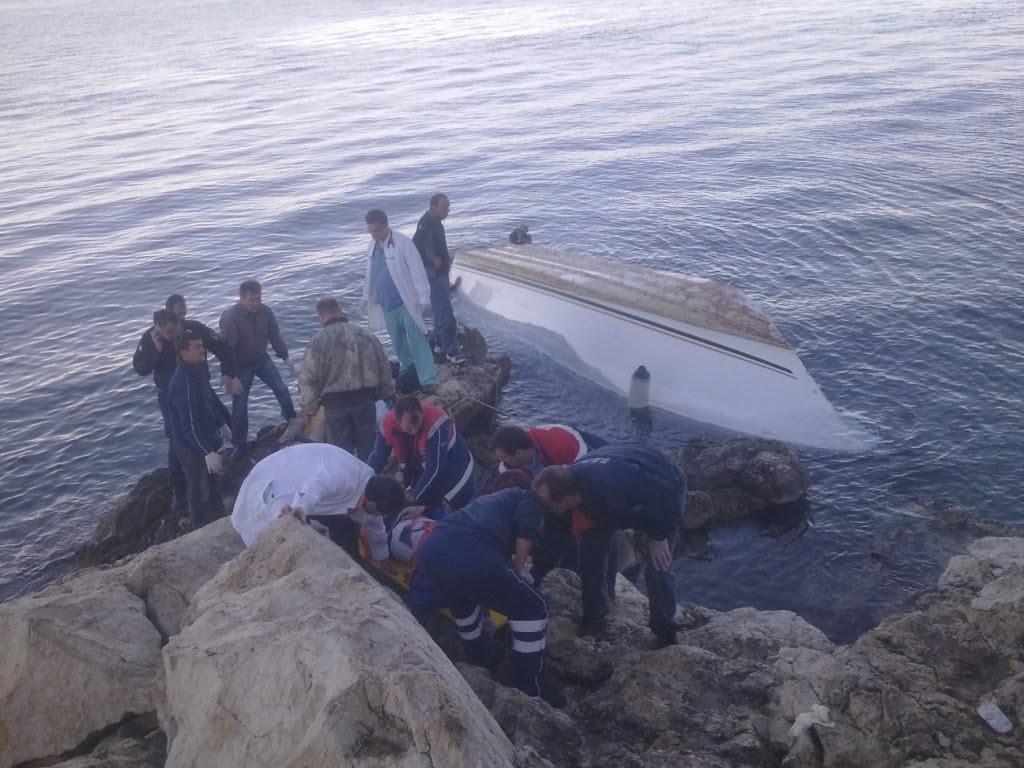 H Γραμματεία Αιτ/νιας του ΠΑΜΕ για το τραγικό ναυάγιο