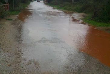 Κανδήλα: Δεν μπορούσαν να μπουν στο σχολείο λόγω πλημμύρας