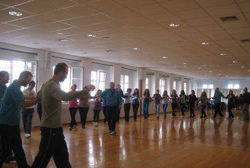 Mεγάλη συμμετοχή στο 6ο σεμινάριο παραδοσιακών χορών της ΓΕΑ