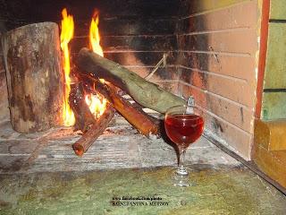 Κάπνισαν οι καμινάδες στα χωριά.Καλό Χειμώνα…