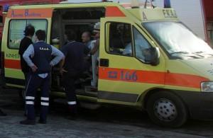 Ατύχημα για υπάλληλο του ΟΤΕ