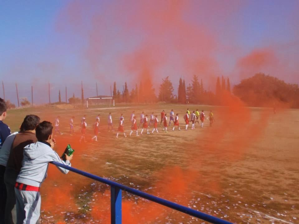 Eπεισοδιακό το Ακαρνανικός Θυρίου- Μοναστηράκι 2-1
