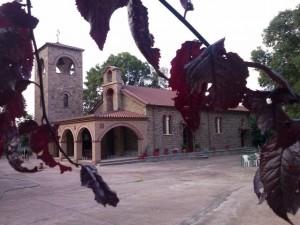 Τηλεμαραθώνιος για την Ιερά Μονή Παναγίας Λυκουρίσσης