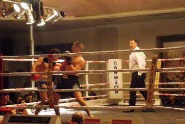 Αγώνες Kick boxing, muay thai στο Αγρίνιο