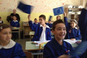 Εκπαιδευτικοί του 5ου Δημοτικού στην Ιταλία με το Commenius