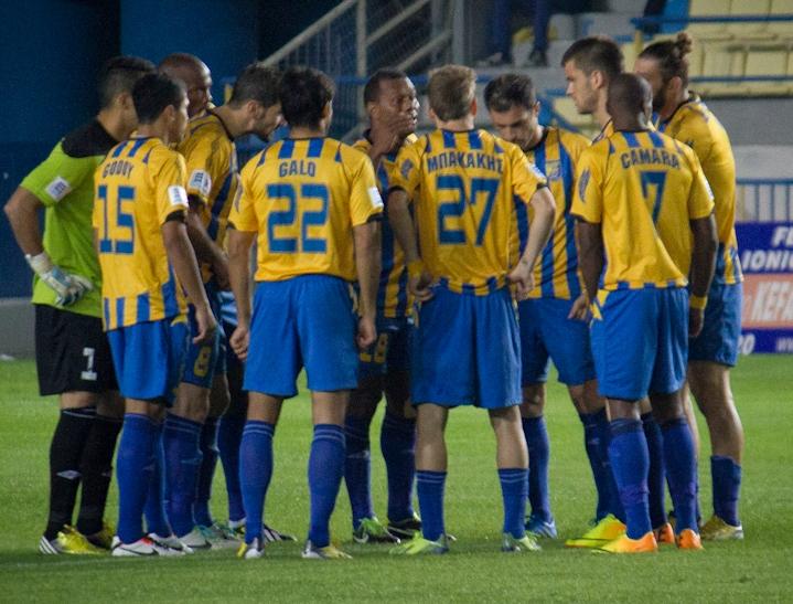 Ατρόμητος – Παναιτωλικός 1-1 (τελικό)