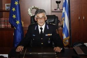 Αιφνίδιο τέλος στη θητεία του Αιτωλοακαρνάνα αρχηγού της Πυροσβεστικής