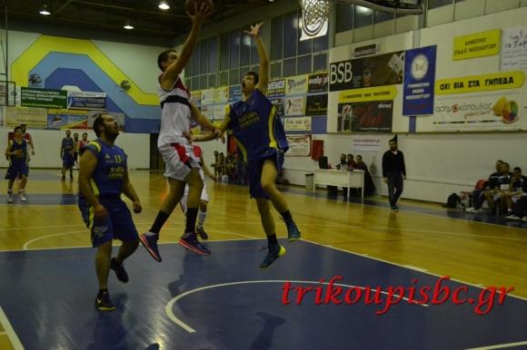 Xαρίλαος Τρικούπης – Παναιτωλικός 91-59