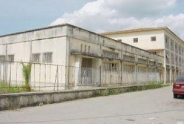 Στις πρώην αποθήκες καπνού οι υπηρεσίες της ΕΛ.ΑΣ. στο Μεσολόγγι