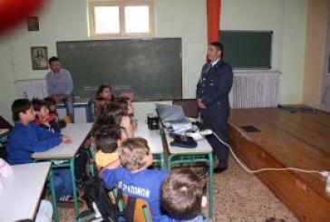 Εκδήλωση εορτασμού Πολεμικής Αεροπορίας στο 4ο  Δημ. Σχολείο Μεσολογγίου