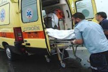 Στο νοσοκομείο νεαρός από παράσυρση  στο δρόμο Παραβόλας- Παντάνασσας
