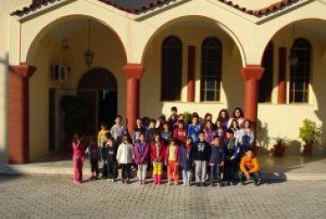 Κατηχητικές συνάξεις στην Ενορία Αποστόλου Φιλίππου Γραμματικούς