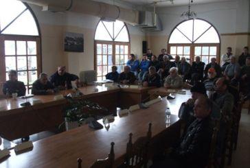 Σύσκεψη στη Βόνιτσα για τα προβλήματα της Yγείας