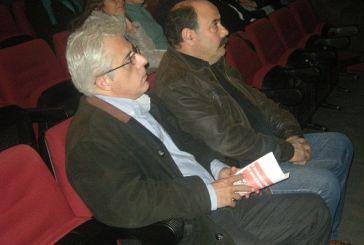Ομιλία Σοφιανού στο Αγρίνιο για τα 95 χρόνια του ΚΚΕ(φωτο)