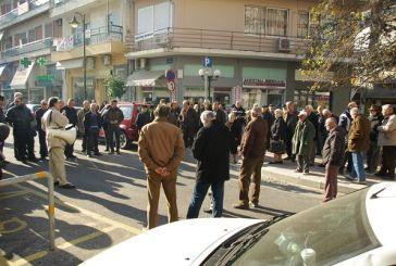 Κινητοποιήσεις και στο Αγρίνιο οι συνταξιούχοι (φωτο)