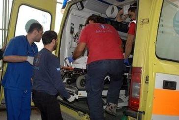 Κάτοικος της Λεπενούς τραυματίας στα Οχθια