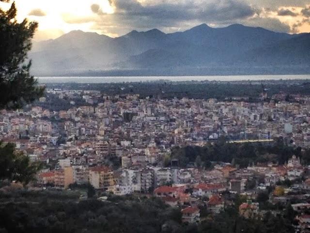 Το Αγρίνιο, ο κάμπος και οι λίμνες του (φωτορεπορτάζ)