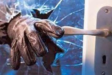 Κλοπή σε σπίτι στον Kάμπο Αμφιλοχίας