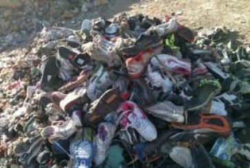 """Πρόστιμο για """"μαϊμού"""" παπούτσια σε κατάστημα αλλοδαπού στο Αγρίνιο"""