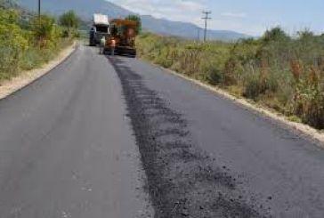 Προχωρούν έργα στο επαρχιακό οδικό δίκτυο