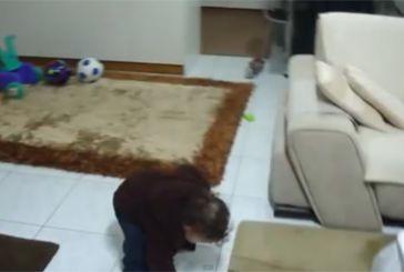 Απίστευτος πιτσιρικάς χορεύει ζειμπεκιά! (Βίντεο)