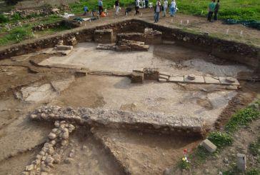 Αποκαλύφθηκε μεγάλη χριστιανική Βασιλική στο Δρυμό Βόνιτσας