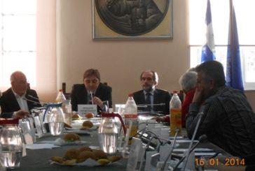 Η Ε.Ο.Ε.Δ Μεσολογγίου στο Περιφερειακό Συμβούλιο
