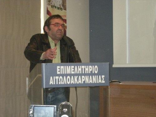 Ο Κ.Καπρέλης