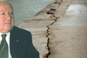 Β. Παπαζάχος: Στα επόμενα 10 χρόνια στην Κεφαλονιά θα έχουμε σεισμό 7 Ρίχτερ