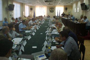 Τη Δευτέρα η διπλή συνεδρίαση του Περιφερειακού Συμβουλίου