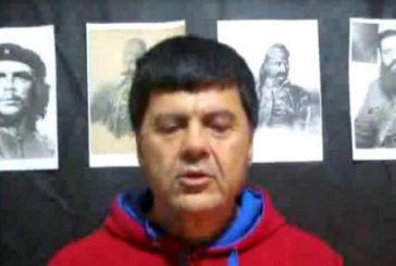 Εμφανίστηκε ο Χριστόδουλος Ξηρός και απειλεί (video)