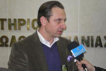 """Ο πρόεδρος των """"Ελλήνων Ευρωπαίων Πολιτών"""" στο Αγρίνιο"""
